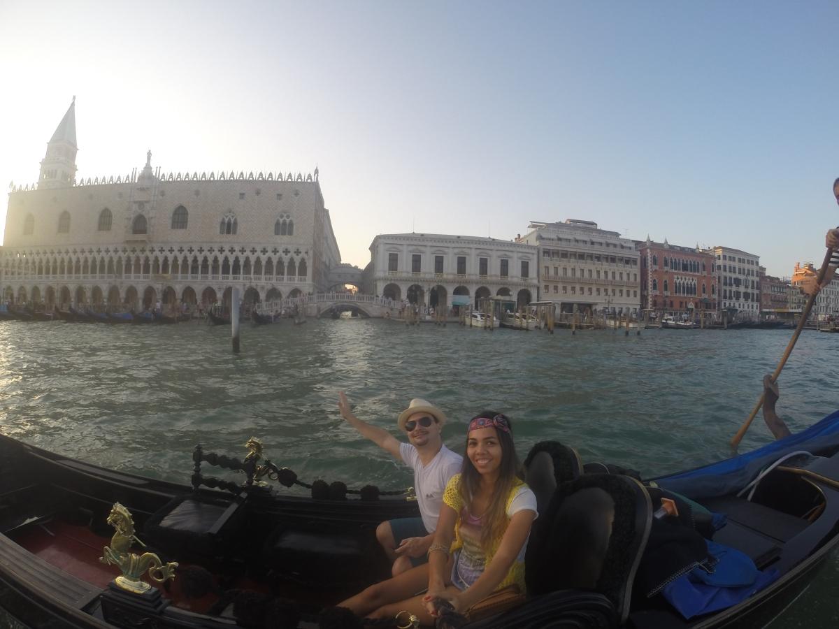 Veneza: parada obrigatória! (IT)