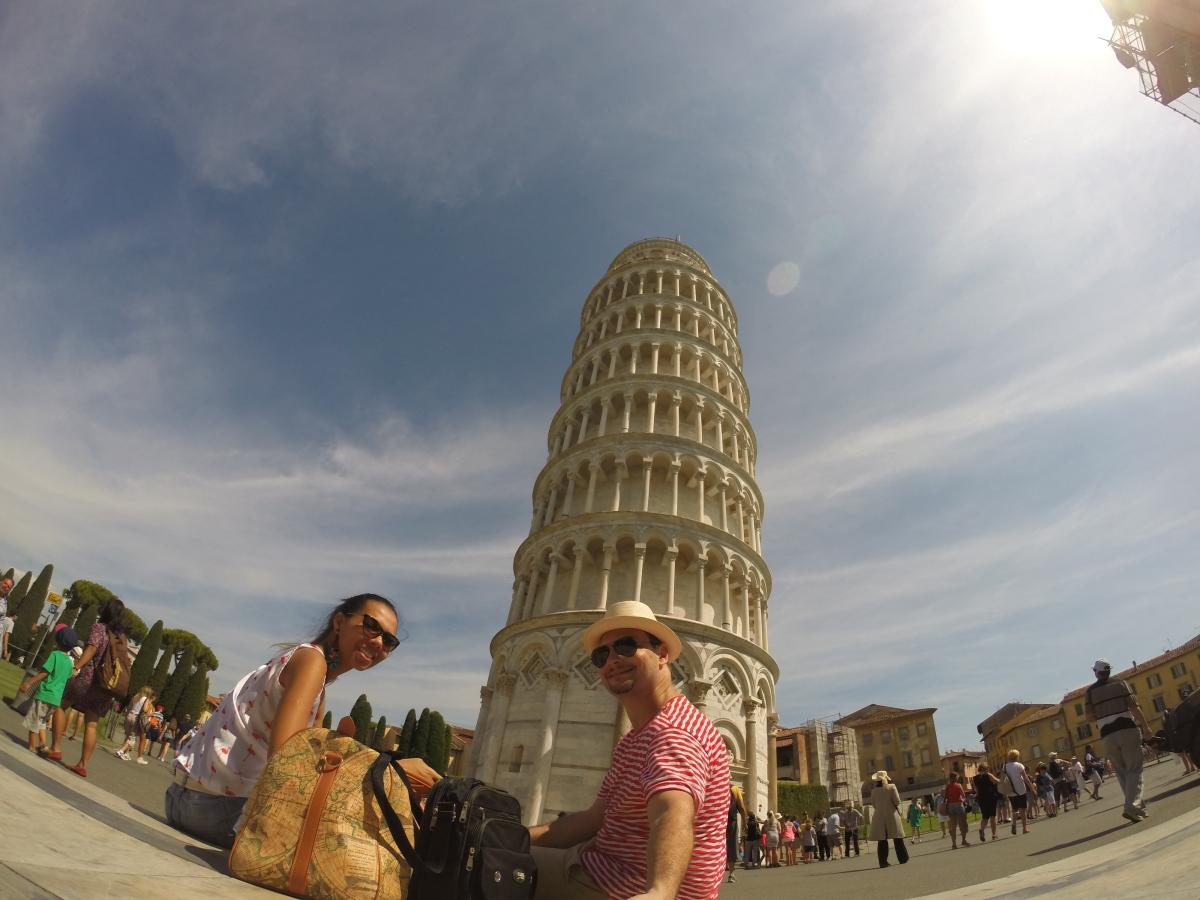 Pisa + Lucca (IT)