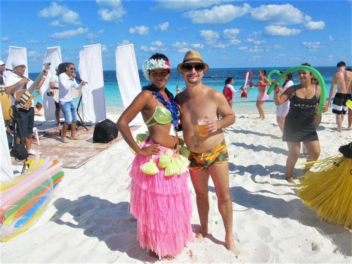 Cancún (MEX): resort e passeios